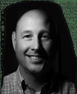 Headshot of Rebel vice president of content, creative and technology Bryan Czajkowski
