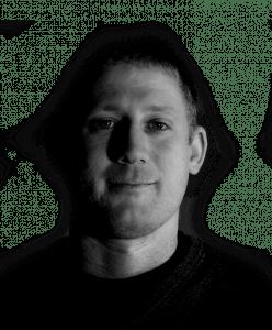 Headshot of Rebel developer Garrett Weinberg