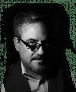 Headshot of Rebel account director Greg Shimer