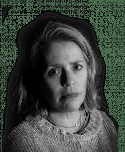 Headshot of Rebel copy director Julie Curtis