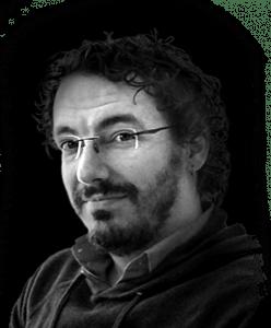 Headshot of Rebel director of digital development Michael Delaney