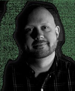 Headshot of Rebel director of digital operations Mike Walker