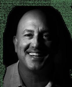 Headshot of Rebel chief branding officer Paul Pita