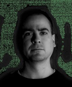 Headshot of Rebel director of video production Scott Serencha