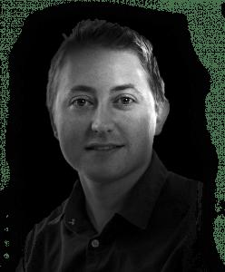 Headshot of Rebel digital production manager Steven Black