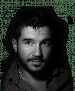 Headshot of Rebel creative director Swav Cembrzynski