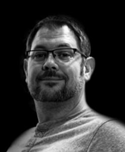 Headshot of Rebel developer Rob Voss
