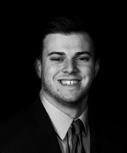 Headshot of Rebel digital marketing intern Ryan Middendorf