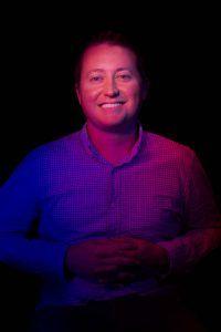 Steven Black Professional Headshot