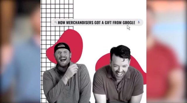 """Ecommerce extraordinaire Zack Hummel sits down with Doc Norris(our very own """"science guy"""") to break down Google's latest gift to merchandisers. 🎁"""